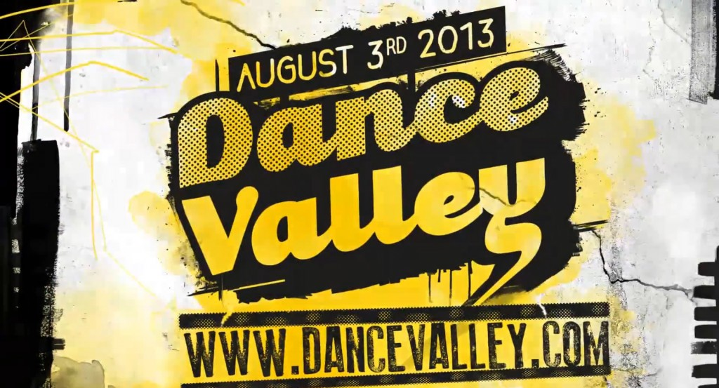 Dance Valley 2013 teaser animations