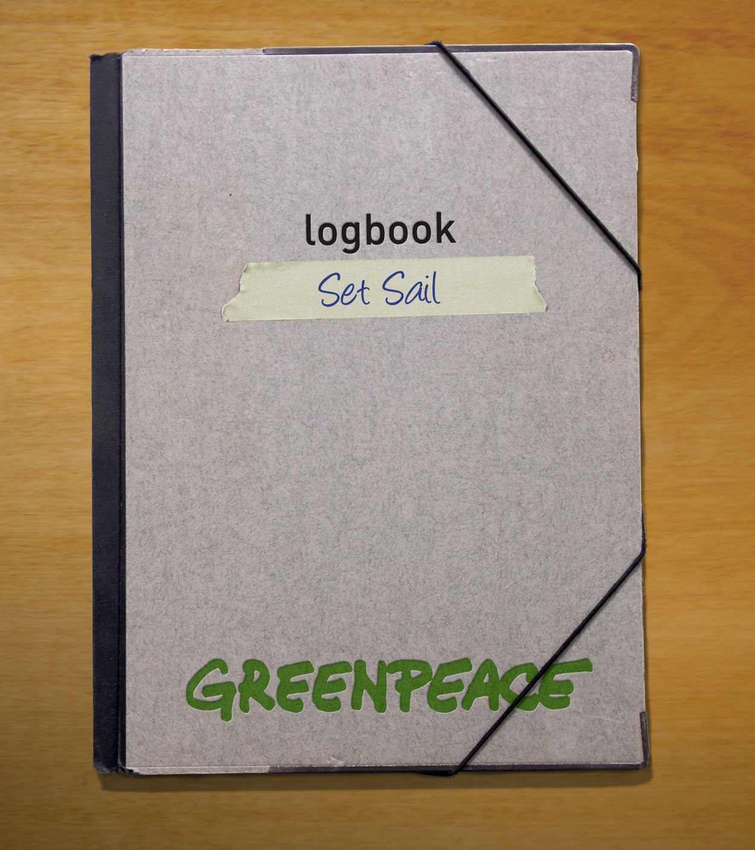 Mission logbook
